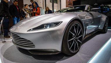 The Aston Martin DB10