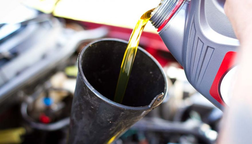 Perform Your Scheduled Oil Change