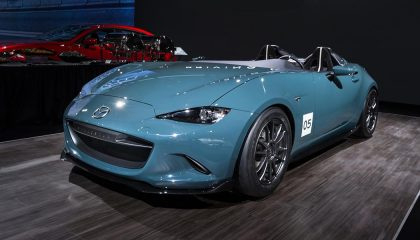 The Hagerty Hot List predicts cars that will become collector's items, like the 2016 Mazda MX5 Miata