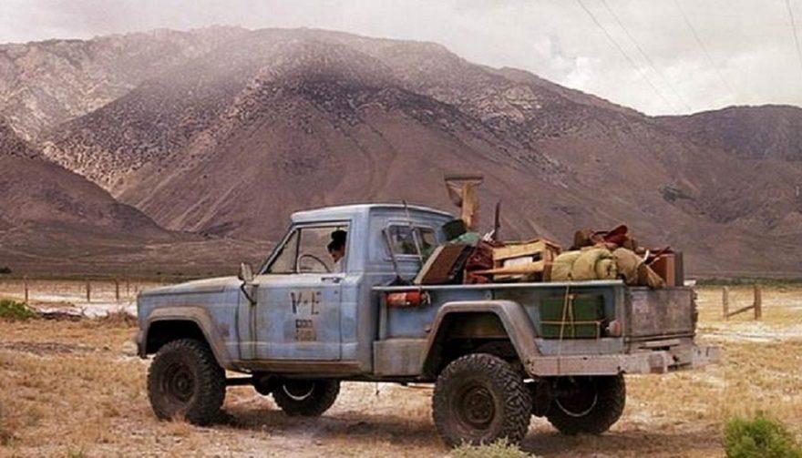 Jeep Gladiator - Tremors