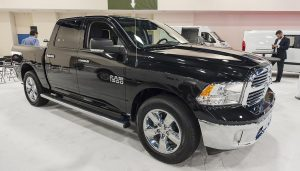 2016 Dodge Trucks hitting the road include the Ram 1500 Big Horn