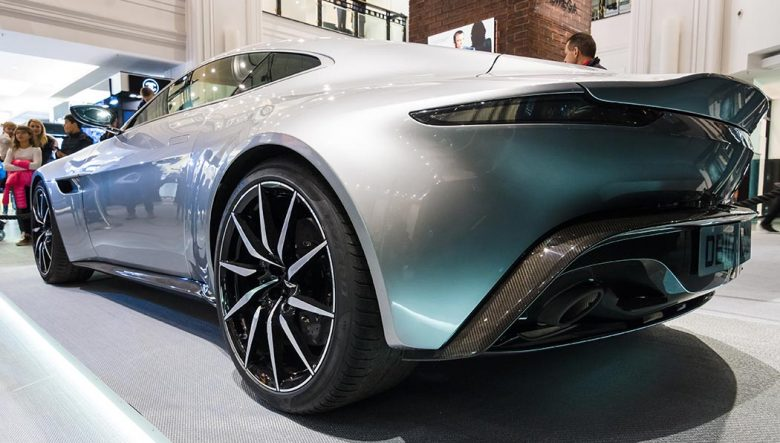 Spectre Aston Martin Db10 Sells For 3 5 Million At Auction