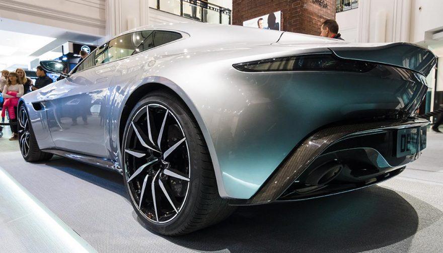 The Spectre Aston Martin DB10