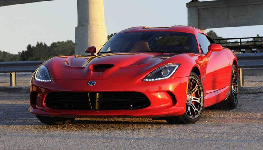 The Dodge Viper Is One Of The Best Sports Cars Under 100K