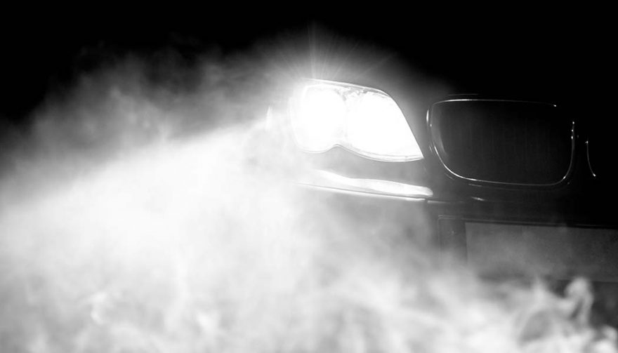 Fog lamps are important truck accessories for safe driving