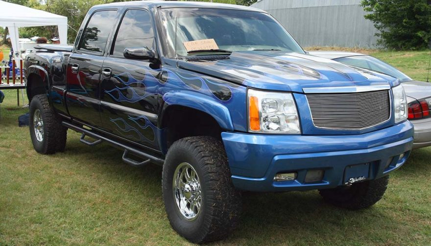 Running boards are some of the best truck accessories you can buy