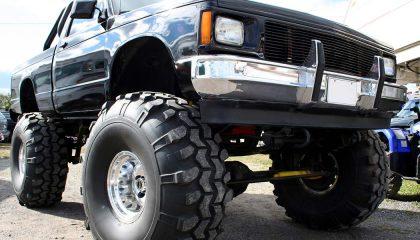 pickup truck mods