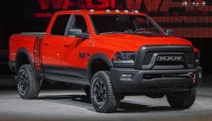 The 2017 Ram Power Wagon is one of the most anticipated new pickup trucks