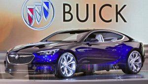 A Buick Avista is a new concept car