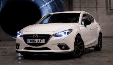 A Mazda3 is on top of the coolest new cars list