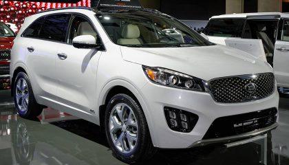 VSAs named Kia, a vehicle shown here, top car