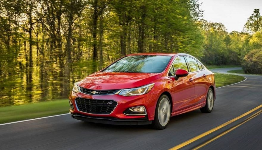 The 2017 Chevy Cruze