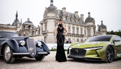 The Chantilly Concours is an elegant affair.