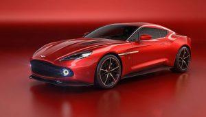 An Aston Martin Vanquish Zagato Volante