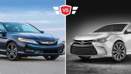 Toyota Camry or Honda Accord?