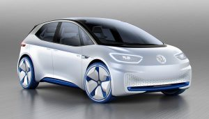 Volkswagen I.D. will have a unique zero-emissions look