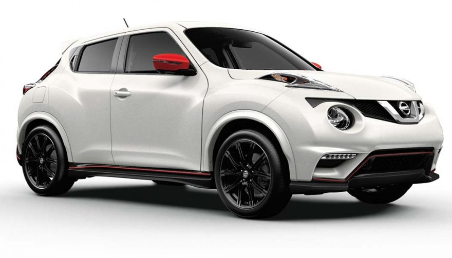 juke nismo rs fun to drive but is this cute ute practical. Black Bedroom Furniture Sets. Home Design Ideas