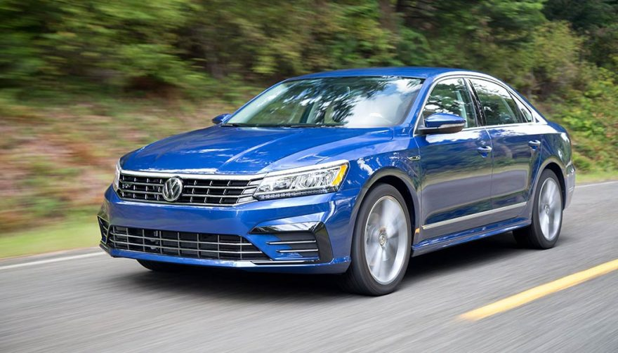 Top 10 Best-Selling Midsize Cars
