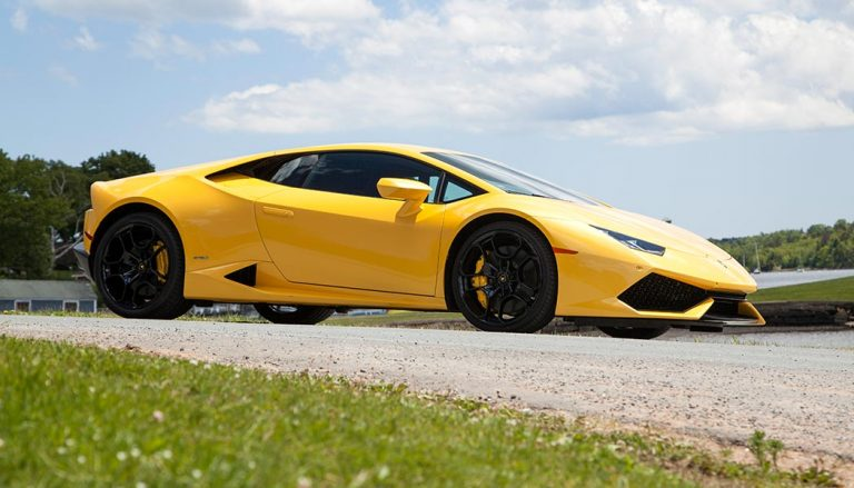 """The Lamborghini Huracán Stars is featured in the new """"Doctor Strange"""" movie."""