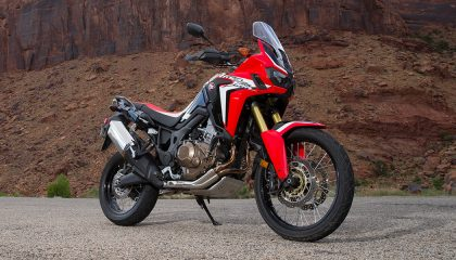 The 2016 Honda Africa Twin