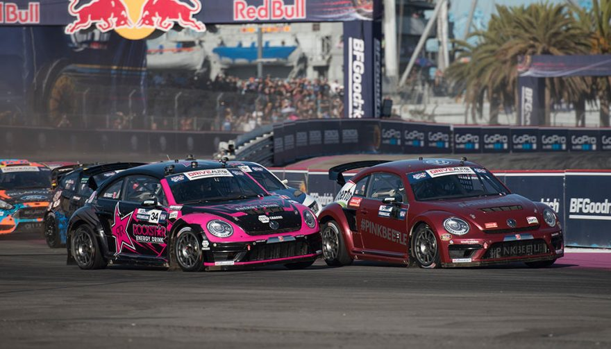 Two VW drivers win the GRC Championship