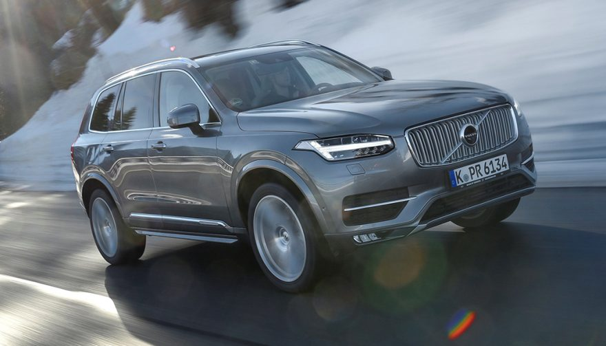 Volvo XC90: New SUV Has Lots of Tech, Lots of Combos