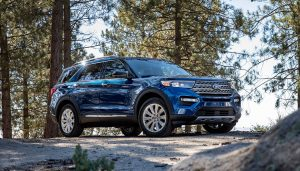 Ford Explorer Review
