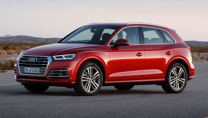 Can the 2018 Audi Q5 Kickstart the Beleaguered Carmaker?