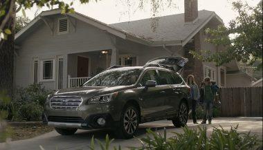 The unique design of a Subaru shows how unique the car can be