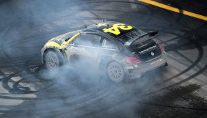 An electric Beetle could be a future car in the GRC electric series