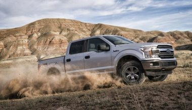 A diesel Ford F-150 and hybrid Mustang are in the works