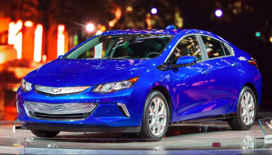 The Chevrolet Volt is one of the bestselling electric cars of all time