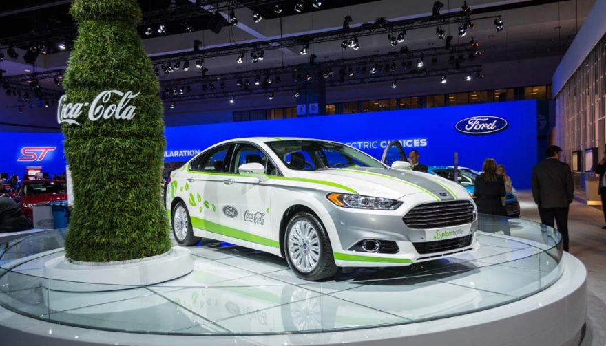 The Ford Fusion Energi is one of the bestselling electric cars of all time