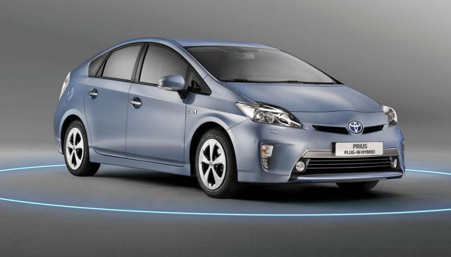 The Toyota Plug-in Prius is one of the bestselling electric cars of all time