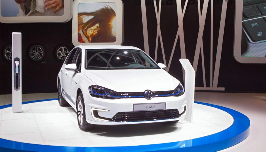 The VW eGolf is one of the bestselling electric cars of all time