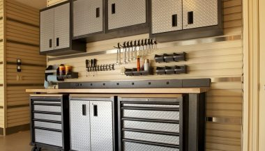 An organized space shows the importance of winter garage projects