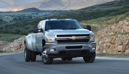 The 2014 Chevrolet Silverado HD is one of the most reliable trucks