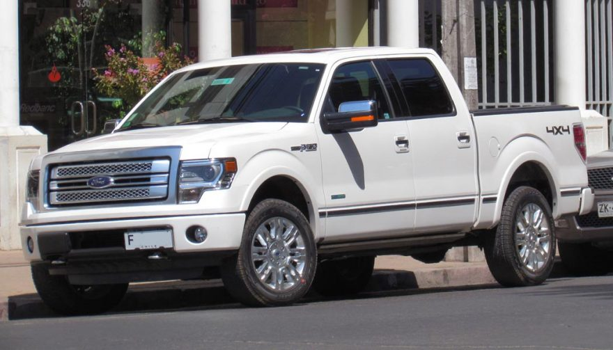 The 2017 Ford F150 Is One Of Most Reliable Trucks
