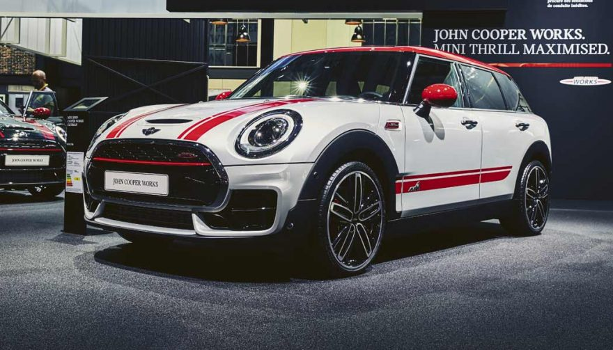 The Mini Cooper is one of the safest cars of 2017