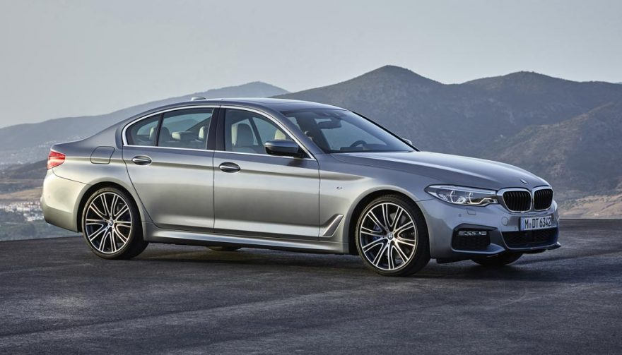The BMW 5 Series Is One Of The Most Popular Luxury Cars