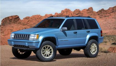 The Jeep Grand One is one of the new Jeep concept vehicles recently unveiled