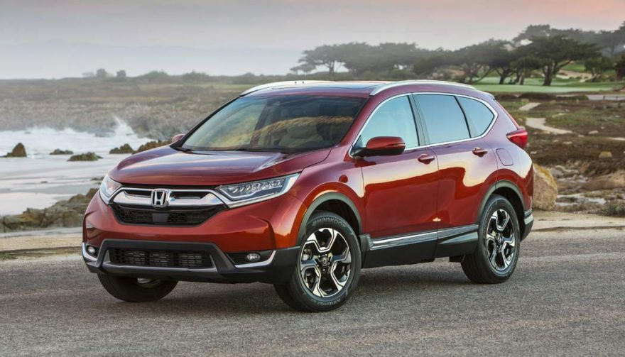The Honda CR-V is one of the most fuel efficient SUVs