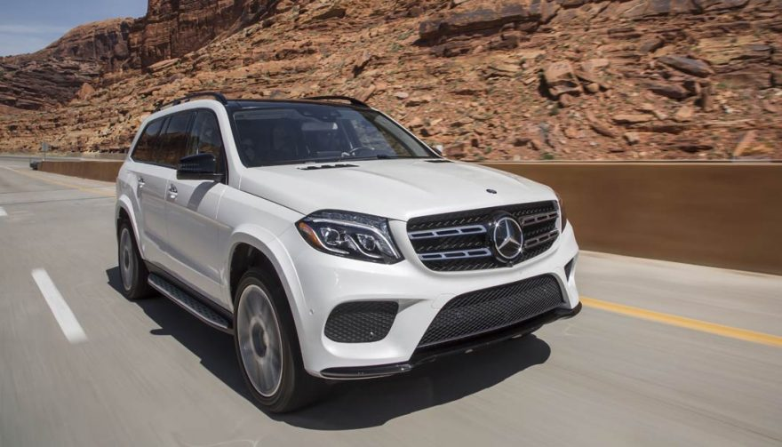 The Mercedes-Benz GLS-Class is arguably the best crossover SUV available