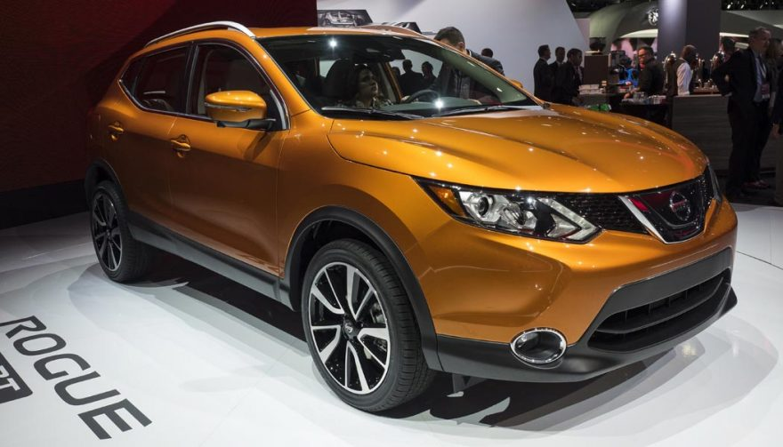 The Nissan Rogue is one of the safest SUVs of 2017