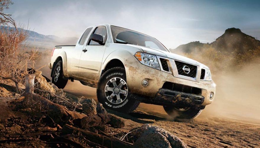 The Nissan Frontier is one of the trucks with best gas mileage