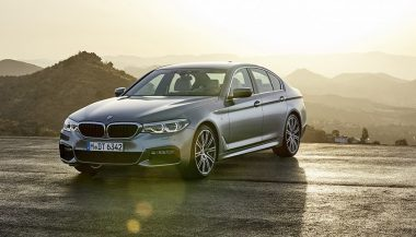 Included in the new revised BMW models plans is the new BMW 5 Series