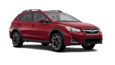 The Subaru Crosstrek is one of the most fuel efficient SUVs