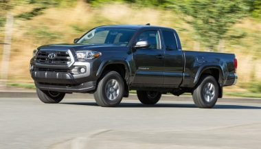 The Toyota Tacoma is one of the trucks with best gas mileage