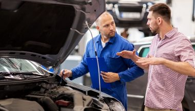 Be clear about your problems when you talk to a mechanic
