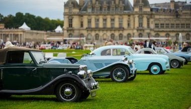 Cars at the Chantilly Arts & Elegance help define what is a luxury car